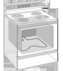 Ремонт профессиональной электрической плиты